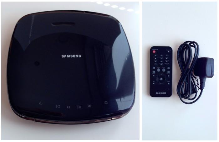 Samsung DVD F1080 XEU