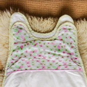 Verbaudet Baby Sleeping Bag Detail